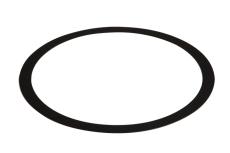 Decor Ring til A70-S410 sort