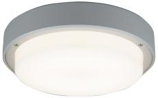 Vægarmatur O70-S290 LED 900 HF 830 alu IP66