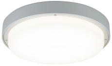 Vægarmatur O70-S410 LED 1800 HF 830 alu IP66