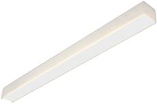 Armatur Påbygning C50-S1411 WH LED 3800 HF 840 opal