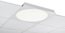 Indbygningsarmatur C90-R600X600 LED 3600 HF 840 LI CI/OP