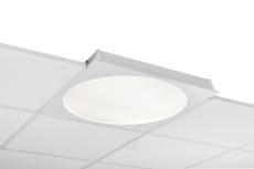 Indbygningsarmatur C90-R600X600 LED 3600 Dali 840 LI CI/MP