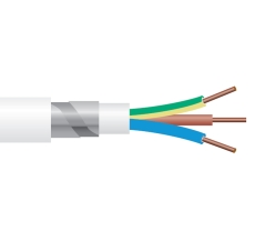 Kabel NOAKLX 5G2,5 R100