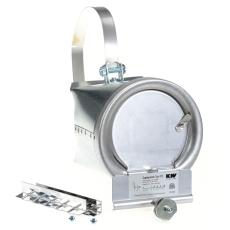 Scotte - NBE Træk stabilisator KW med flange til røgrør
