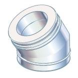 """6"""" Metalbestos Multi50 vinkelstykke 30°"""