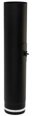 100mm Metalbestos længde 500mm m/renseklap og keramisk pakni