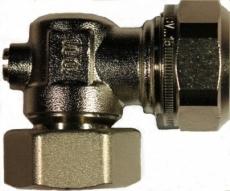 C6 - Afspærringsvinkel muffe