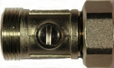 C6 - Afspærringsstykke nippel