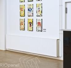 Hudevad (RIOpanel) Standard radiator t:1pk/11 h:255 l: 2000