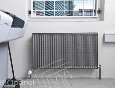 Hudevad (RIOpanel) Standard radiator t:3pk/33 h:455 l: 1400