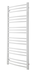 TVS håndklæderadiator NEMO 18-600 HVID