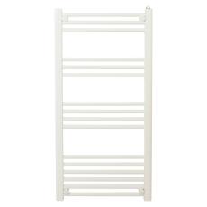 Athena plan håndklæderadiator 1000 x 500 mm hvid