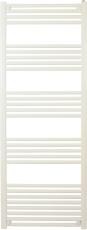 Athena plan håndklæderadiator 1600 x 600 mm hvid 50 mm tilsl