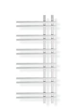 Vento Håndklædetørrer Krom, Vendbar 55X120 Cm