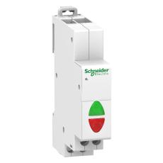 Acti9 Signallampe iIL Rød+Grøn 12-48Vac/Dc Led