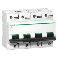 Automatsikring C120N C 4P 80A 10kA