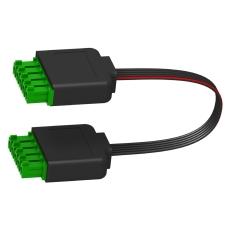 Smartlink kabel 100mm m/2 con.6