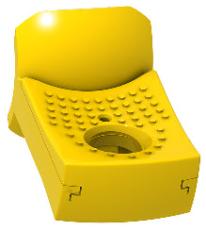 Låseanordning IC60 IID (pose med 10 stk)