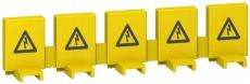 Resi9 Sløjfeskinne afdækning til ubrugte pins