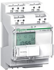 ACTI9 Skumringsrelæ med ur IC100KP+ 2K 230V med fotocelle