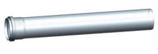 Plastrør, 500 mm Ø 80 mm