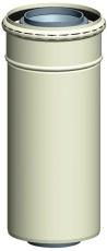 Koncentrisk rør DN80/125, 950 mm