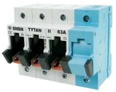 Gruppeafbryder Tytan II 2-63A 3P+N