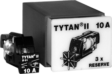 TYTAN II MAGASIN KOMPLET 3x10A