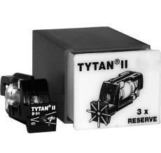 Tytan II magasin komplet 3x16A