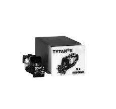 Tytan II magasin komplet 3x25A