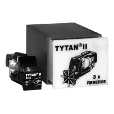 Tytan II magasin komplet 3x50A