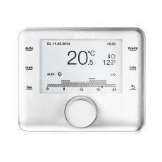 Bosch CW400 klimastyring til vægmontering eller clip-in