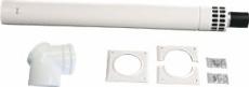 Bosch AZB 600/3 vandret aftræk Ø80/125 mm