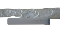 Vaillant EcoTEC forlængerrør 2,0 meter Ø 80 mm