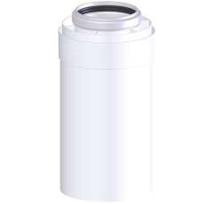 80/125 Metalbetos ConneXt længde 500 mm, PPs/Alu