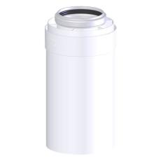 110/160 mm Metalbestos Connext længde 500 mm PPS/ALU