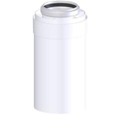 80/125 Metalbetos ConneXt længde 1000 mm, PPs/Alu