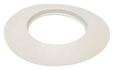 60/100mm Metalbstos ConneXt roset 0-10° hvid PPs