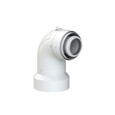 60/100mm MB ConneXt vinkelreduktion m/inspektion 80/125-60/1