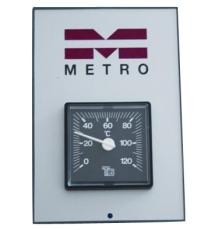 Metro Termometer analog