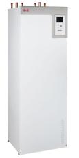 METROSAVER jord/vand varmepumpe 8 kW integreret 180 liter be