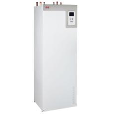 Metro jord/vand varmepumpe 10kw integreret 180 liter beholde