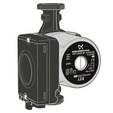 Cirkulationspumpe CPD 11-25/65 til Metroair 7, 9, 8 F, 12 F