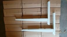 Vægbeslag til climaVAIR 5-025 og 5-035, 520 x 320 (2 stk.)