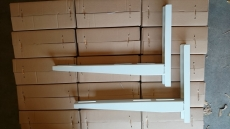 Vægbeslag til climaVAIR 5-050 og 5-065, 620 x 400 (2 stk.)