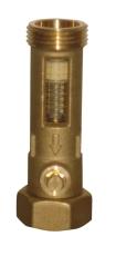 """Vaillant Flow regulator 1"""" med omløber"""