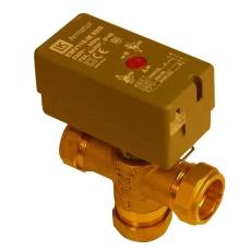 Bosch 3-vejs ventil til 28 mm