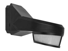 Udendørs Bevægelsessensor 16M 300°, sort