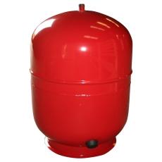 Trykekspansionsbeholder 80 l gitral 608 mm ø 450 mm