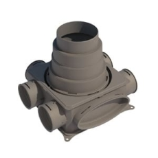 Boligflex Plus Fordelerboks Inline BFP FB IL 06 125 160 180